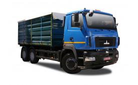МАЗ-6501С5 (АС тисяча чотириста двадцять дві) Зерновоз, платформа 22м3, г / п 16,2т.
