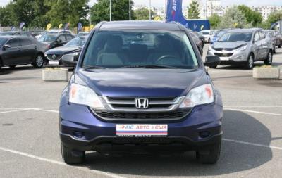 AIS Autotrade объявляет о старте продаж Honda CRV из США – цены от $ 10 669!