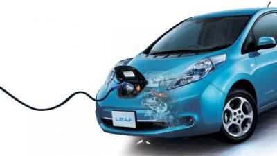 AIS AutoTrade снизил цены на Nissan Leaf до 10 050$!