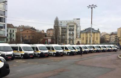 Группа компаний АИС осуществила поставку спецавтомобилей PEUGEOT Boxer для Фонда социальной защиты инвалидов.